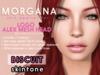 [PF] <Apricot> - Morgana - LOGO ALEX Head Applier