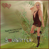 *Soulglitter* Hearts Outfit