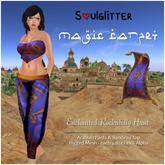 *Soulglitter* Magic Carpet Outfit