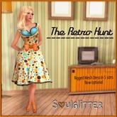 GIFT *Soulglitter* Retro Dress