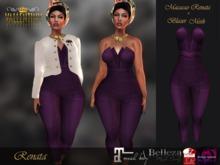 Vallentiny Design - Macacao Renata Purple