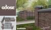 GOOSE - Garden wall building pack