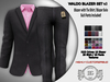 Daniel grant   ad waldo blazer suit set v