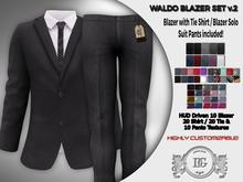 Daniel Grant-Waldo Blazer Set v.2. (2 Blazers&Suit Pants)