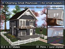 Charming Playhouse v1.0