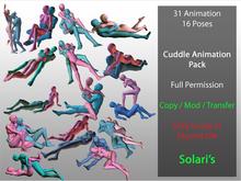 31 Cuddle Animation in Menu Full Permission