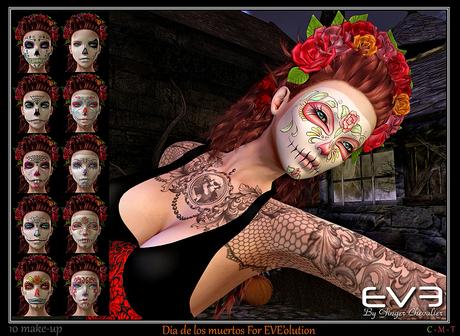 Dia de los muertos 1 for EVE-olution