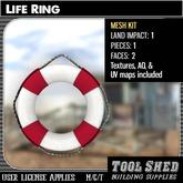 Tool Shed - Life Ring Mesh Kit