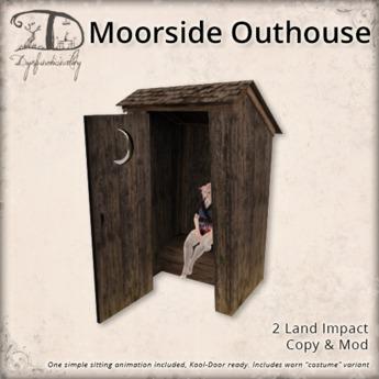 [DDD] Moorside Outhouse