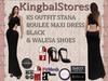 KS OUTFIT STANA BOULEE MAXI DRESS  [BELLEZA][SLINK PHYSIQUE][MAITREYA][e-BODY][FITMESH][TMP]