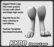 KKBB Doggy Legs