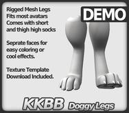 KKBB Doggy Legs DEMO