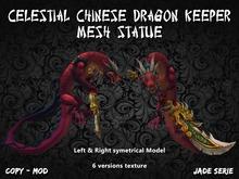 Celestial Chinese Dragon Keeper [Jade Serie]