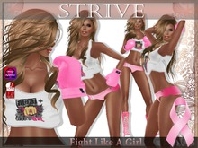 {SD} FIGHT LIKE A GIRL (Slink & Omega Appliers)