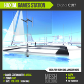 *** DCL HAXIAL Games Station