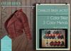 Addams - Leather Biker Jacket - Charlize #Brick