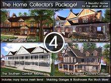 The 4 Pack Home Collection - (ON SALE! )