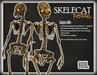 ::Static:: Skelecat - Fossil