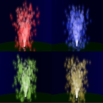 Firework: Volcano