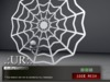 .:UR:. Halloween - Spider & Web (full perm mesh)