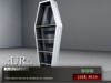 .:UR:. Halloween - Coffin Cabinet (full perm mesh)