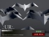 .:UR:. Halloween - Bat Decor (full perm mesh)