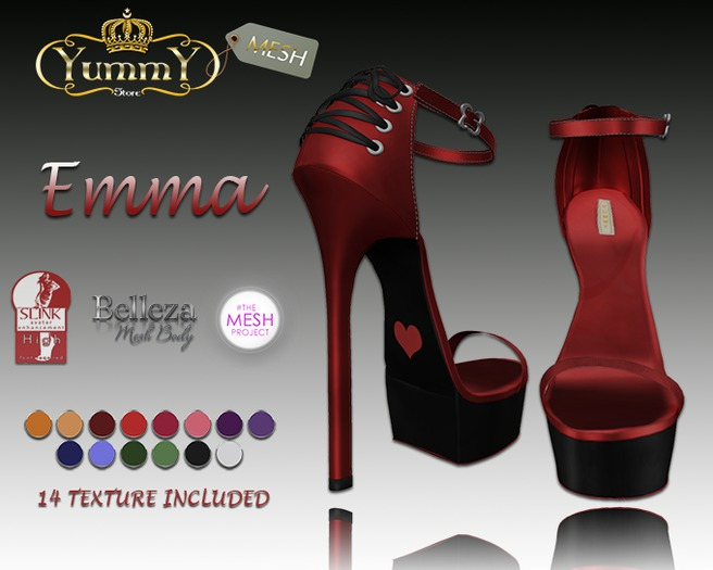 :. YummY Store.: Emma