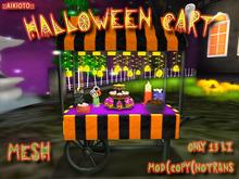 [AIKIOTO] Halloween Cart (BOX)