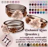 !IT! - Enchanted Roses Bracelets 3