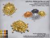LDG-FULL PERM 916 Pile Of Coins /2 parts/16 textures/Builderkit