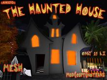 [AIKIOTO] The Haunted House (BOX)