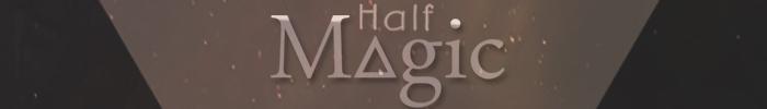 Halfmagic banner