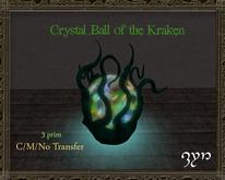 Zyn ~ Crystal Ball of the Kraken