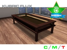 KUBRIC FLUX - Coffee Table 01