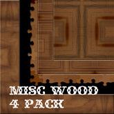 Ruby level-Burned wood