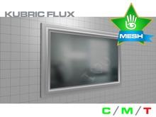 KUBRIC FLUX - Mirror 01 - 4 Versions