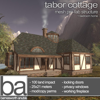 [ba] tabor cottage - packaged