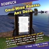 Grid-Wide Transporter, Borg