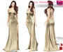 %50WINTERSALE MESH BODIES & FITMESH 5 SIZES | Full Perm Mesh Backless Gown Dress FITMESH - Slink - Maitreya - Belleza
