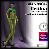 .:KosmO:. Bettina - fantasy in green