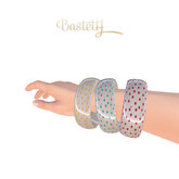Bastet H > Mesh Simple Bangles > Light Dots