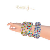Bastet H > Mesh Simple Bangles > Colours