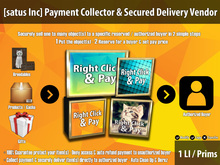 [satus Inc] Payment Collector & Secured Delivery Vendor