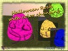 "susu-sculpted rock ""Halloween"" with color change-mody-copy ***HAPPY HALLOWEEN***"