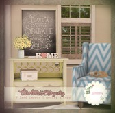 *windsong. { charlotte's entryway : green }