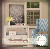 *windsong. { charlotte's entryway : white }