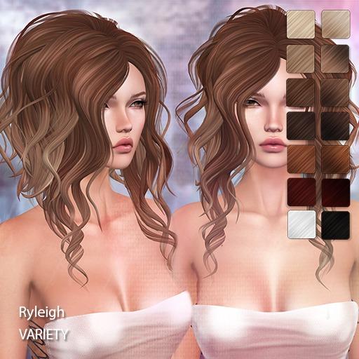 TRUTH HAIR Ryleigh - variety