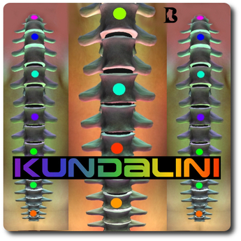 Blackburns Kundalini External Spine Lights & Animation