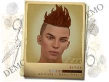 Aeros Hair River :: Naturals :: basic five :: demo