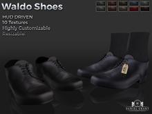Daniel Grant-Waldo Classic Shoes (w. HUD-10 Textures)
